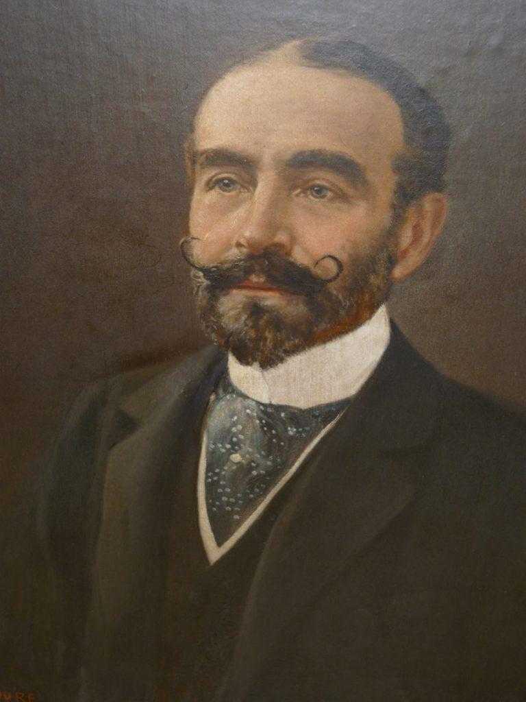 Fairbairn Portrait