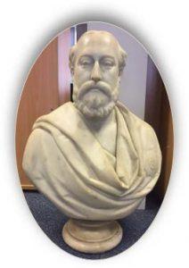 A Bust Of Albert Edward, Prince Of Wales, By Joseph Gawen