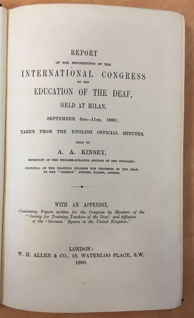 Essays Written For Milan International Congress Book