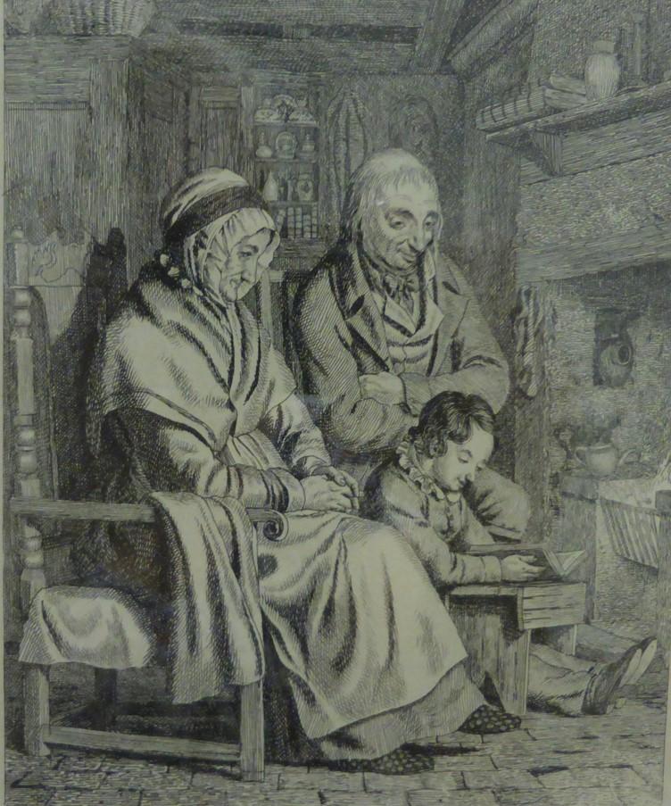 Walter Geikie Sketches
